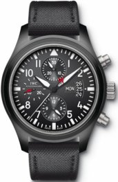 IWC Watch Pilot's Chronograph TOP GUN IW3789-01