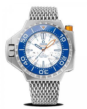 Omega Seamaster Ploprof 1200 M Co-Axial Master Chronometer 55 x 48mm 227.90.55.21.04.001 Replica Watch