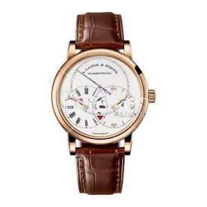 A. Lange & Sohne Richard Lange Jumping Seconds 252.032 Replica Watch