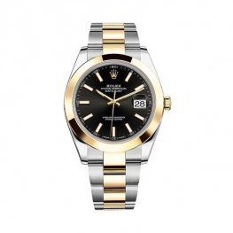 Rolex Datejust 126303BKSO Replica