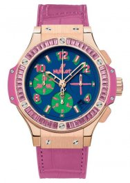 Hublot Big Bang Pop Art Yellow Gold Rose