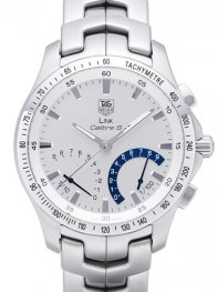 Tag Heuer Link Calibre S CJF7111.BA0587 watch
