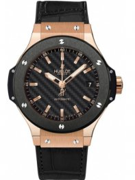 Hublot Big Bang Automatic Gold 38mm 365.pm.1780.lr Watch