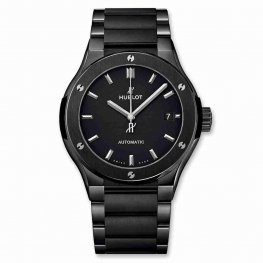 Hublot Classic Fusion Black Magic Bracelet 510.CM.1170.CM 45mm Replica