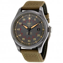 Replica IWC Pilot's watch Mark XVIII TOP GUN Miramar IW324702