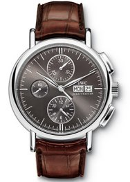 IWC Watch Portofino Chronograph IW3783-01