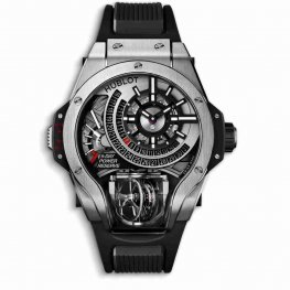 Hublot MP-09 Tourbillon Bi-Axis Titanium 909.NX.1120.RX Replica Watch