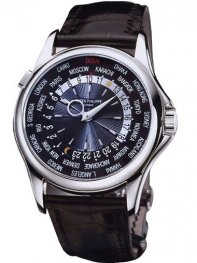 Patek Philippe World Time Mens watch 5130P-014