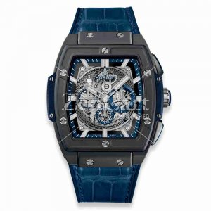 Hublot Spirit of Big Bang Ceramic Blue 601.CI.7170.LR 45mm Replica