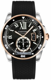 Cartier Calibre De Cartier Diver Mens Watch W7100055