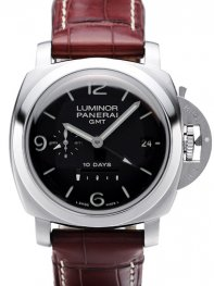 Panerai Luminor 1950 10 Days GMT Automatic Watch pam0027