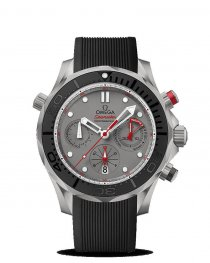 Omega Seamaster Diver 300 M Co-Axial Chronograph 44mm 212.92.44.50.99.001 Replica Watch