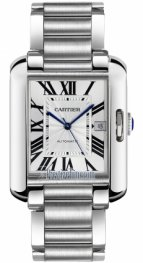 Cartier Tank Anglaise Large Mens Watch W5310008