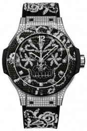 Hublot Big Bang Broderie 343.SX.6570.NR.0804 (Stainless
