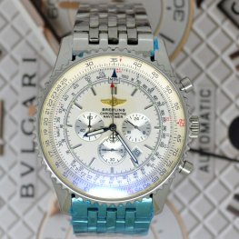 Breitling Watches Chronometre Navitimer Stainless Steel