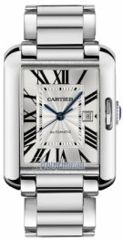 Cartier Tank Anglaise Large Mens Watch W5310025