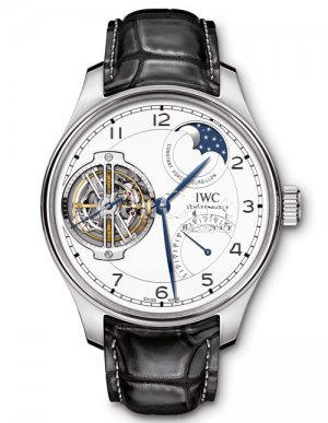 IWC Portugieser Constant-Force Tourbillon Edition 150 Yearswatch IW590202 Replica