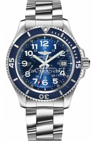 Breitling Superocean II 42 Automatic A17365D1/C915/161A Mens Replica Watch