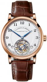 A. Lange & Sohne 1815 Tourbillon Manual Wind 39.5mm Mens