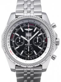Breitling Bentley 6.75 Speed Watch a4436412/b959-ss