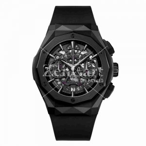 Hublot Classic Fusion Aerofusion Chronograph Orlinski All Black 45mm 525.CI.0119.RX.ORL18 Replica