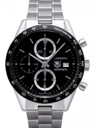 Tag Heuer Carrera Automatic Chronograph Mens Wristwatch