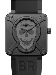 Bell & Ross BR01-Airborne Instrument Mens Watch