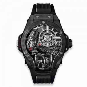 Hublot MP-09 Tourbillon Bi-Axis 3D Carbon 909.QD.1120.RX Replica Watch