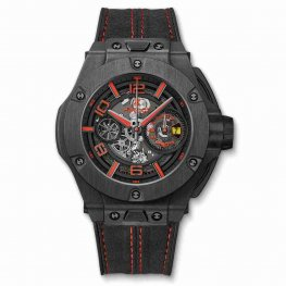 Hublot Big Bang Ferrari Chronograph Unico Carbon 402.QU.0113.WR 45mm Replica Watch