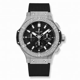 Hublot Big Bang Steel Diamonds 301.SX.1170.RX.1104 44mm Replica