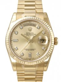 ROLEX DAY DATE 118238YGCD watch
