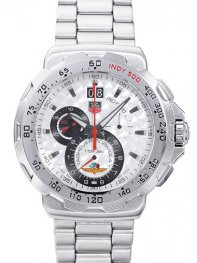 Tag Heuer Formula 1 Indy 500 Grande Date Chronograph CAH