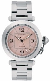 Cartier Pasha Ladies Watch W31075M7