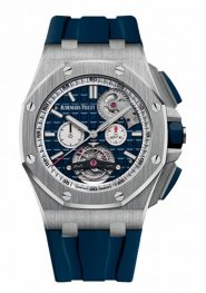 Audemars Piguet Royal Oak Offshore Tourbillon Chronograph Selfwinding Stainless Steel26540ST.OO.A027CA.01 Replica Watch