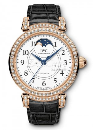 IWC Da Vinci Automatic Moon Phase 36 Edition 150 yearswatch IW459304 Replica