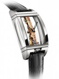 Corum Golden Bridge Titanium 63121.701102