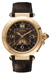 Cartier Pasha Mens Watch W3030001