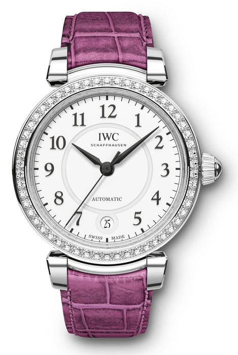 IWC Da Vinci Automatic 36mm Ladies IW458308 Replica