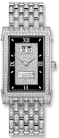 A. Lange & Sohne Cabaret Diamond Mens Watch 868.033