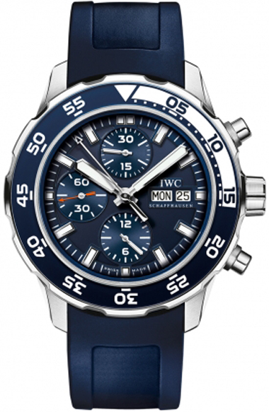 IWC Watch Aquatimer Automatic Chronograph IW3767-11