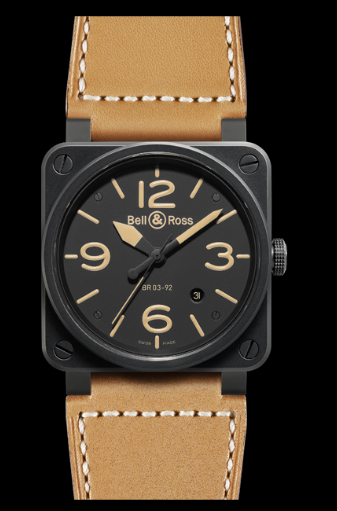 Bell & Ross BR03-92 Automatic 42mm BR03-92 Heritage Watc