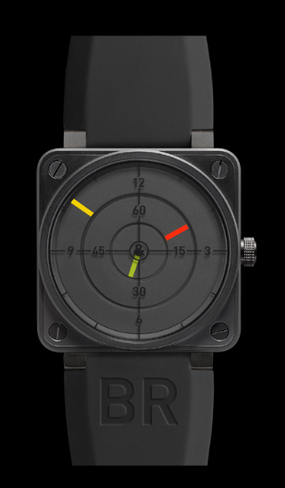 Bell & Ross BR01-92 Automatic 46mm BR01-92 Radar Watch