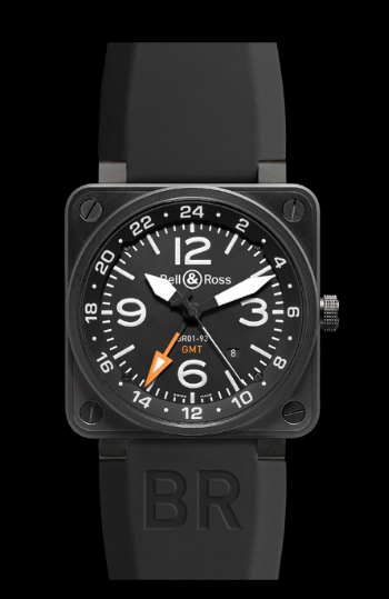 Bell & Ross BR01-93 GMT 46mm BR01-93 GMT Watch