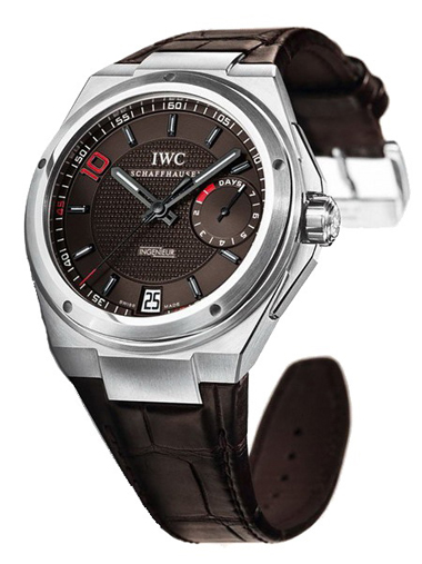 IWC big INGENIEUR automatic ZIDANE limited edition watch