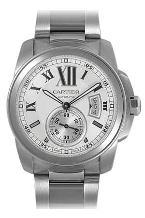 Cartier Calibre De Cartier Mens Watch W7100015