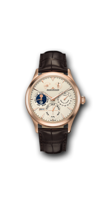 Jaeger-LeCoultre Master Eight Days Perpetual 40 Watch 16