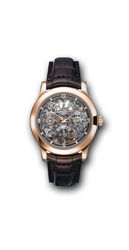 Jaeger-LeCoultre Master Eight Days Perpetual SQ Watch 16