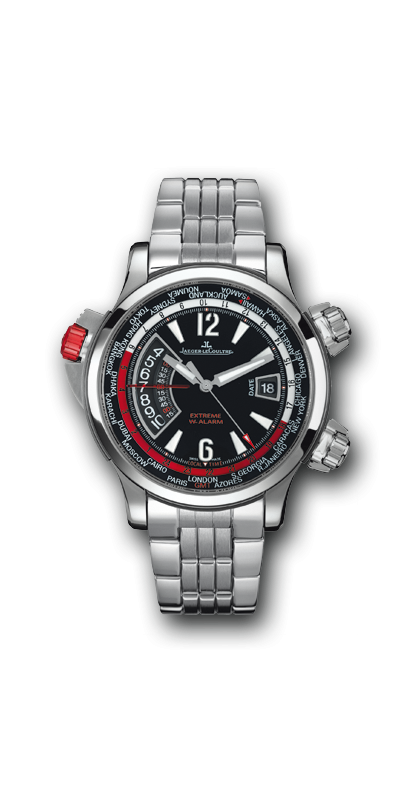Jaeger-LeCoultre Master Compressor Extreme W-Alarm Watch