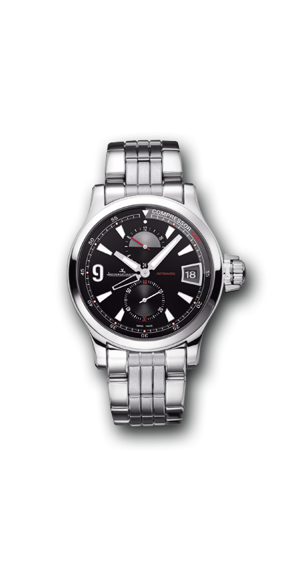 Jaeger-LeCoultre Master Compressor GMT Watch 1738171