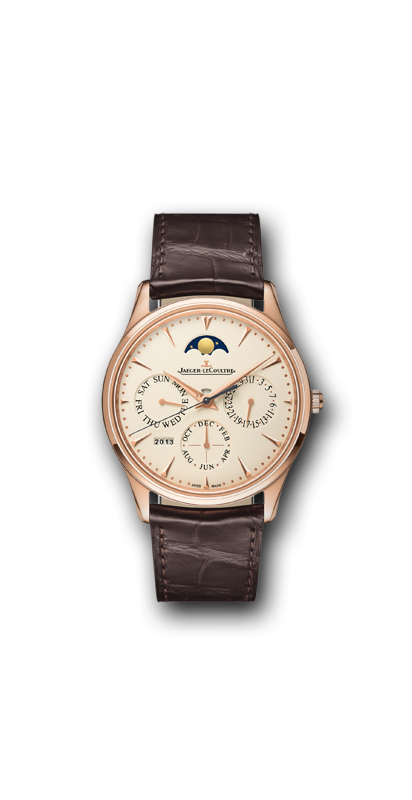 Jaeger-LeCoultre Master Ultra Thin Perpetual Watch 13025